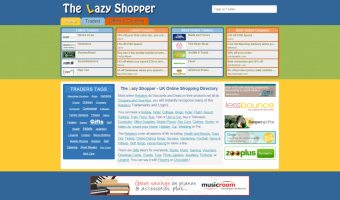 The Lazy Shopper